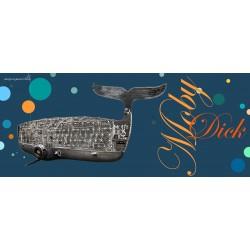 foulard - moby dick